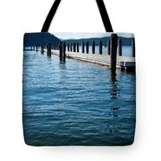 The Coolin Dock Tote Bag