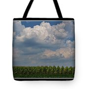 The Corn Is Thirsty Tote Bag