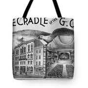 The Cradle Of The Gop Tote Bag