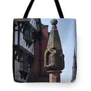 The Cross Chester Tote Bag