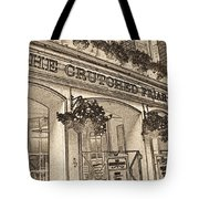 The Crutched Friar Public House Tote Bag