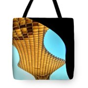 The Curves Of The Metropol Parasol Tote Bag