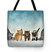 The Cute Ones Tote Bag