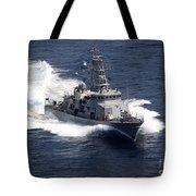 The Cyclone-class Coastal Patrol Ship Tote Bag