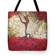 The Dancer Tote Bag