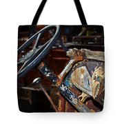 The Dashboard Tote Bag