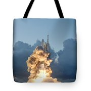 The Dawn Spacecraft Tote Bag