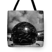 The Day The Stars Fell To Earth Tote Bag by David Lee Thompson