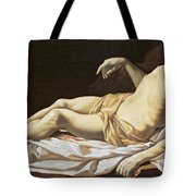 The Dead Christ Tote Bag