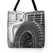The Dead Work Truck Tote Bag