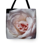 The Delicate Pale Pink Petals Tote Bag