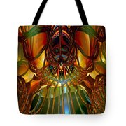 The Demon Mother Lair Fx  Tote Bag