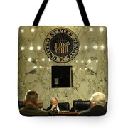 The Department Of Defense Address Tote Bag