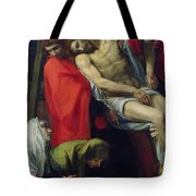 The Descent From The Cross Tote Bag