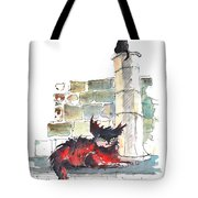 The Devils Advocat Tote Bag