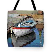 The Dinghy Tote Bag