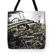 The Dirts Hold Tote Bag