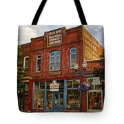 The Dixon Building In Grants Pass Tote Bag