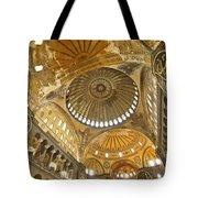 The Dome Of Hagia Sophia Tote Bag
