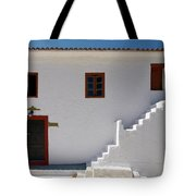 The Door Of The Chappel Tote Bag