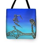 The Dragon Slayer Tote Bag