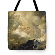 The Dream Of Solomon Tote Bag