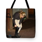 The Dressage Boots Tote Bag