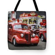 The Drive Tote Bag