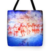 The Drum Dance Tote Bag