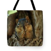 The Dug Out Tote Bag