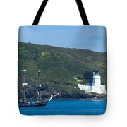 The Earl Of Pembroke Tote Bag