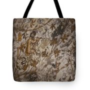 The Earliest And Only Known Murals Tote Bag