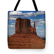 The East Mitten Butte Tote Bag