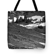 The East Slopes Of Mount Rainier II Tote Bag