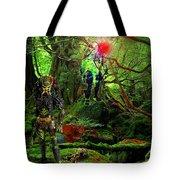The Elders Tote Bag