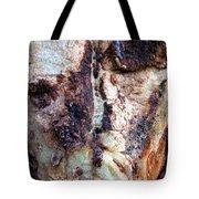 The Elephant Tree Tote Bag
