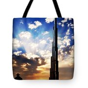 The End At Last Tote Bag