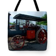 The End Of The Day For The Frick Tote Bag