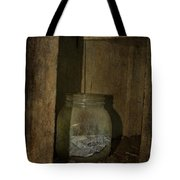 The Endless Jar  Tote Bag by Empty Wall