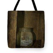 The Endless Jar  Tote Bag