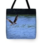 The Environmentalist Osprey Tote Bag