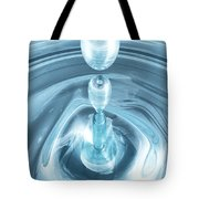 The Essence Of Life Tote Bag