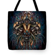 The Evils Rule This World Tote Bag