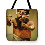 The Eye Of Hunger Tote Bag