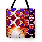 The Fabric Of Time Tote Bag