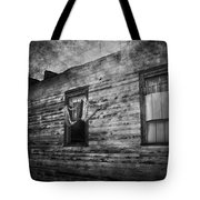 The Facade  Tote Bag