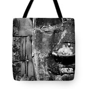 The Face Of Angkor Tote Bag