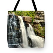 The Face Of The Falls Tote Bag