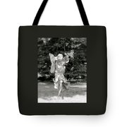 The Faery Swing Tote Bag