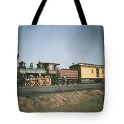 The Fair Of The Iron Horse, Baltimore Tote Bag